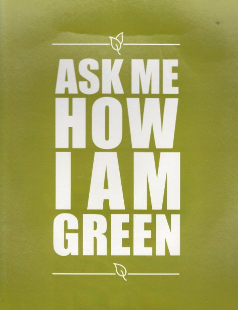 howimgreen